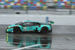 #28 Konrad Motorsport, Lamborghini Huracan GT3: Rolf Ineichen, Lance Willsey, Franz Konrad, Fabio Babini, Marc Basseng