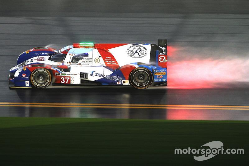 3. #37 SMP Racing BR01 Nissan: Maurizio Mediani, Nicolas Minassian, Mikhail Aleshin, Kiriil Ladygin