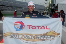 GTD polesitter #73 Park Place Motorsports Porsche GT3 R: Norbert Siedler