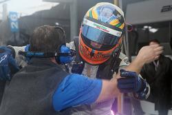 Поул в классе PC - Джонни Моулем, #20 BAR1 Motorsports Oreca FLM09