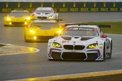 #25 BMW Team RLL BMW M6 GTLM: Bill Auberlen, Dirk Werner, Augusto Farfus, Bruno Spengler