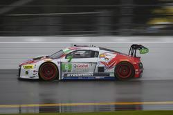 #6 Stevenson Motorsports Audi R8 LMS GT3 : Andrew Davis, Robin Liddell, Lawson Aschenbach, Matt Bell
