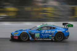 #007 TRG-AMR, Aston Martin GT3: Santiago Creel, Antonio Perez, Ricardo Perez De Lara, Lars Viljoen,