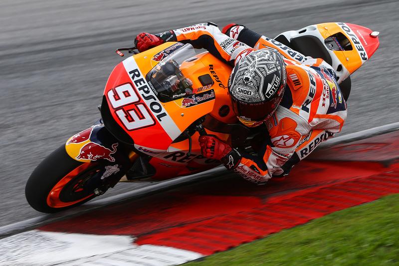 Marc Marquez (Honda): Startnummer 93