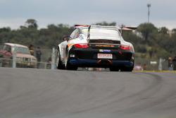 #77 NZ Takımı Motorsport Porsche 997 GT3 Kupası: Will Bamber, Graeme Dowsett, John Curran, Craig Smith