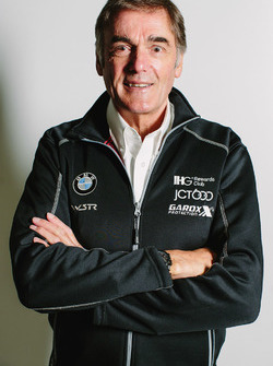 Dick Bennetts, West Surrey Racing Director del equipo