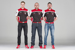 Презентация команды Ducati в WSBK 2016