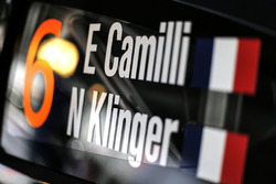 Эрик Камилли и Николя Клинже, M-Sport Ford Fiesta WRC