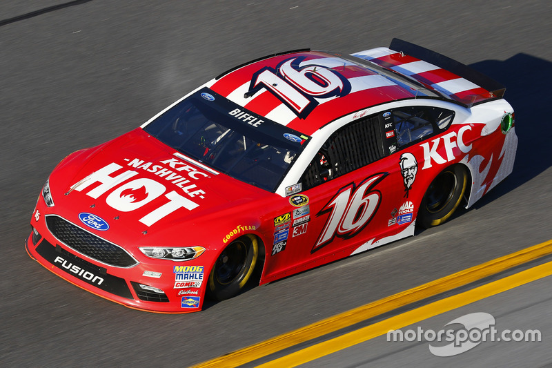 Startplatz 15: Greg Biffle (Roush-Ford)