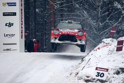 Крейг Брин и Скотт Мартин, Citroën DS3 WRC, Citroën World Rally Team