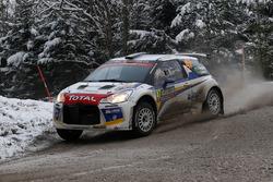 Эмиль Бергвист и Йоахим Сьеберг, Citroën DS3 R5