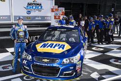 Poleposition für Chase Elliott, Hendrick Motorsports Chevrolet