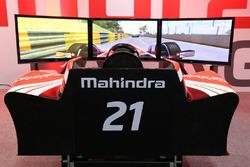 Mahindra simulation experience