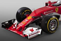 Ferrari SF16-H, dettaglio