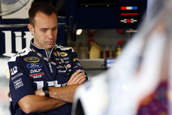 Paul Wolfe, crew chief voor Brad Keselowski, Penske Racing Ford
