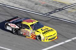 Crash : Martin Roy, Chevrolet