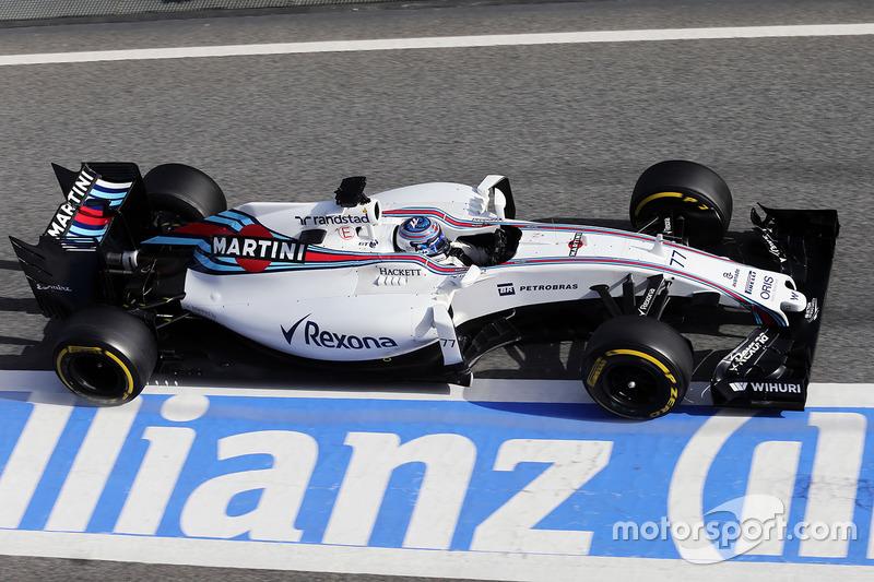 Williams-Mercedes FW38