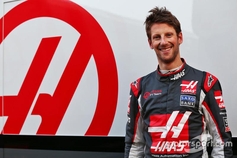 Ромен Грожан, Haas F1 Team (2016)