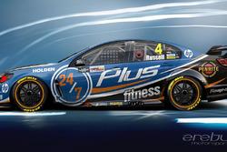 Design, Erebus Motorsport
