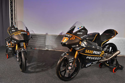 Peugeot Moto3, presentazione