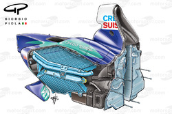 Chassis, Sauber C24