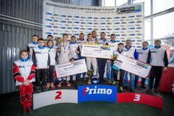 Финальный этап Всероссийского турнира по картингу «SMP Racing / Газпром-детям»