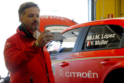 Иван Мюллер, Citroën World Touring Car team