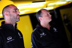 Сириль Абитбуль, Renault Sport F1 Team