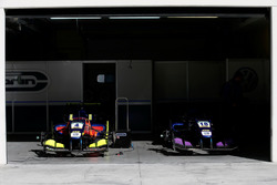 Alessio Lorandi, Carlin, Dallara F312 - Volkswagen; Raoul Hyman, Carlin, Dallara F312 - Volkswagen