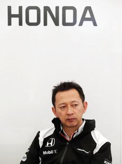 Yusuke Hasegawa, Director del programa de Honda F1