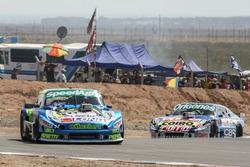Ніколас Гонсалес, Werner Competicion Ford, Каміло Ечеваррія, Coiro Dole Racing Chevrolet