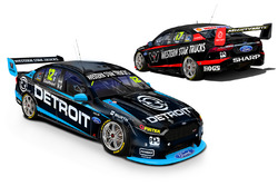 DJR Team Penske Albert Park liveries