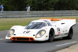 #16 Porsche 917 1970: Jean Guittard, Soheil Ayari