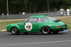 #18 Porsche 911 ST 2,3l 1970: Manuel Ferrao