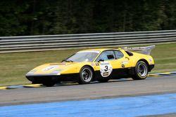 Ferrari 512BB LM 1978 : Daniel Bernecker, Jens Bernecker