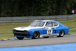 #19 Ford Capri 1600 RS 1973: Jean-Louis Schlesser, Yves Bey Rosset