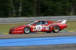 #16 Ferrari 512 BB LM 1979: Jean Guittard, Soheil Ayari