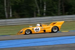 #44 Lola T290 1972: Yvan Mahe, Michel Baudoin