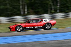#69 De Tomaso Pantera Gr. 4 1973: Jean-Charles Faulx, Didier Grandjean