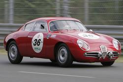 36-Kojima, Fujino-Alfa Romeo SVZ 1957