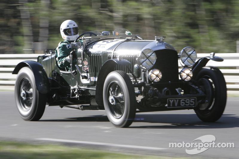 49 Philippe Ghose Lansard Bentley 4 5l Le Mans 1928 At