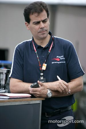 Felipe Vargas, Piquet Sports Team Principal