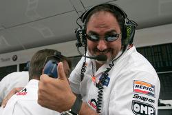 Alfonso de Orleans Borbon, Racing Engineering con Giorgio Pantano