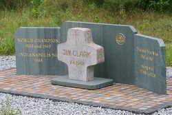Jim Clark Memorial