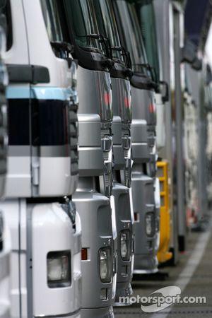 Trucks padok
