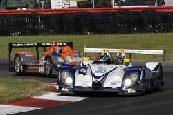 Dyson Racing Team Porsche RS Spyder : Butch Leitzinger, Marino Franchitti