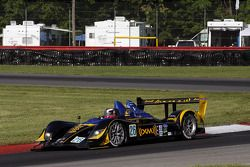 Andretti Green Racing Acura ARX-01B: Franck Montagny, Marco Andretti