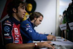 Luca Filippi and Andy Soucek