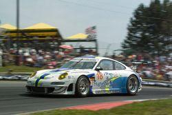 #18 VICI Racing Porsche 911 GT3 RSR: Nicky Pastorelli, Francesco Pastorelli