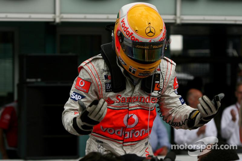 8- GP da Alemanha 2008, McLaren